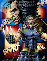 Wolverine by Amelie-ami-chan