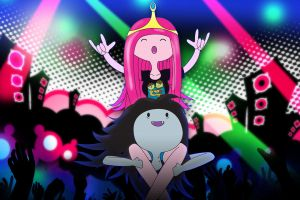 Royalty Rock Out by nazo-gema