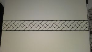 Simple Celtic Knot by WynterborneInk