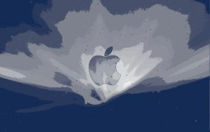 Blueprint OSX Apple by Seans-Photography