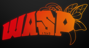 Wasp1965 Logo by mute-owl