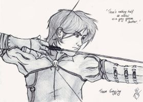 Theon Greyjoy by spoiledlucrece