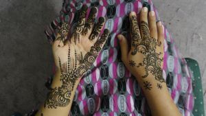 Inverted  Henna by A-w0man