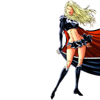 Dark Supergirl by JayC79