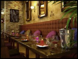 Moroccan Resto by kulayan3d
