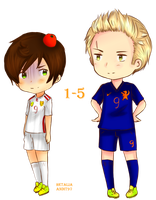 [APH- 2014 world cup] Sweet, Sweet Revenge by Andi-Tiucs