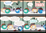SC434 - Andy Meets Angel by simpleCOMICS