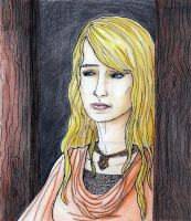 When the cold of winter comes (Bazylia) 2011 by I-Love-My-Pencils