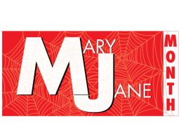 Mary Jane Month by RichGinter
