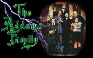 The Addams Family by Balsavor
