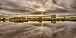 Threave Castle by Spyder-art