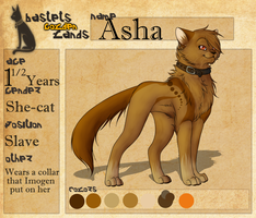 BGL: Asha UPDATED by BaileyTrave