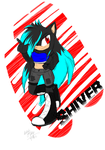 Redesigned: Shiver by Shocky-Shiver