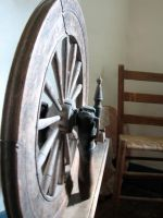 Spinning Wheel by Altaria13-Stock