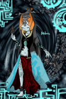 Midna Twilight Princess by LohiAxel