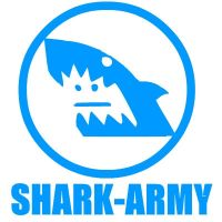 OFFICIAL SHARK-ARMY EMBLEM by PhiTuS