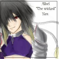 Albel the Wicked by Wasil