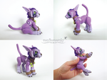 Druid Cat Form - WoW - Ball Jointed Doll 1 by vonBorowsky