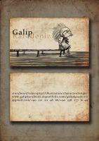 Business Card by gailee