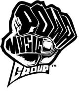 POWA Music Group logo by KidStyles