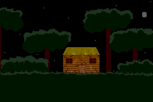 Cabins In The Woods by Liambiggins94