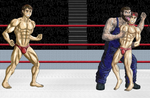 Kevin in the Ring by 09tuf by korak225