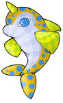 Neopets - Plushie Flotsam ( #2 ) by heatbish