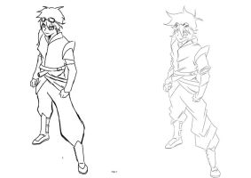 The Main Character Ver.2 by darkhawk5