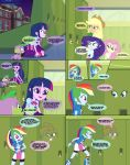 Mlp Eg Wake Up With A Monster Part 81 by Deidrax