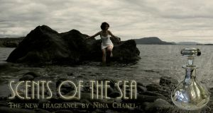 Scents of the sea - the new perfume by e-Sidera