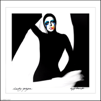 Lady Gaga - Applause by FlamboyantDesigns