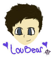 Lou Bear!! by cocobeanc