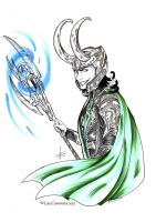 Loki: Colour by BaGgY666