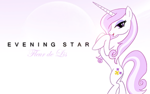 Evening Star - Fleur de Lis by PonyEveningStar