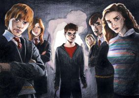 Dumbledore's Army by Mason44