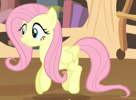 Fluttergitty (animated .gif) by Element0fKindness