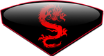 Dragon symbol . by TheRedCrown