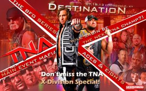 TNA Destination X 13 - 1920x1200 by RedScar07