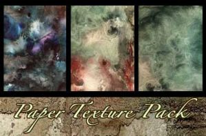 Watercolour Paper Texture Pack by changeweaver
