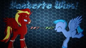 Pony Kombat New Blood 4 Round 1, Battle 8 Result by Macgrubor