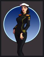 I Love a Girl in Uniform by berkheit