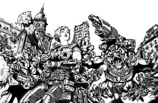 Gears of War Final Stand by Kapow2003