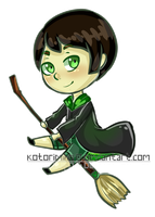 Albus long overdue cheeb :: IsisReditum by Lazuliwitch