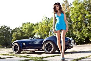 FORD SHELBY COBRA Series (2) by nika-art-nikola