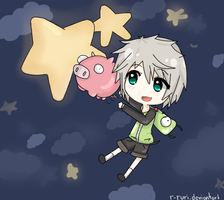 Gir and Piggy by R-Ruri