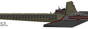 HellFire Class Missile Ship by DJBIG