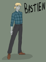 Bastien Dupont reference by cakesdown