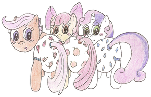 CMC Diaper Testers by WickedHooligan