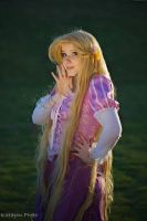 Rapunzel by Childishx