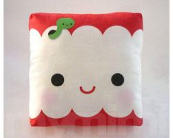 apple pillow by alys2